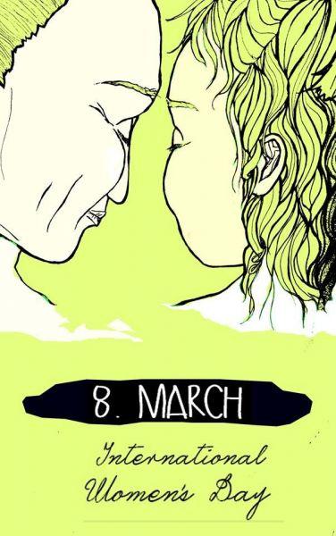 8. martā – diskusija par dzimumu lomu un iespējām Latvijā