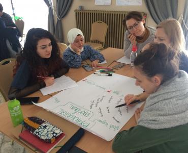 """Centrs MARTA sadarbībā ar partneriem no Bulgārijas, Itālijas, Spānijas un Turcijas īsteno projektu """"Dare to Care"""""""