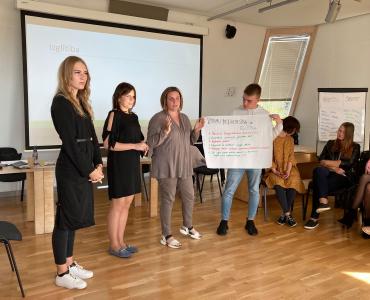 MARTA Centre takes part in the Nordic Days in Rezekne