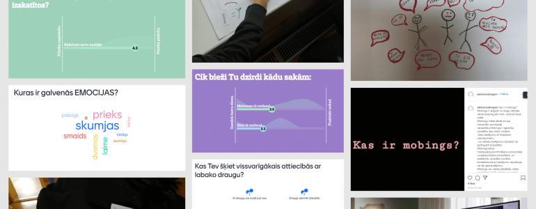 Centra MARTA Liepājas filiāle īsteno projektu Liepājā ar mērķi mazināt skolēnu priekšlaicīgu mācību pārtraukšanu
